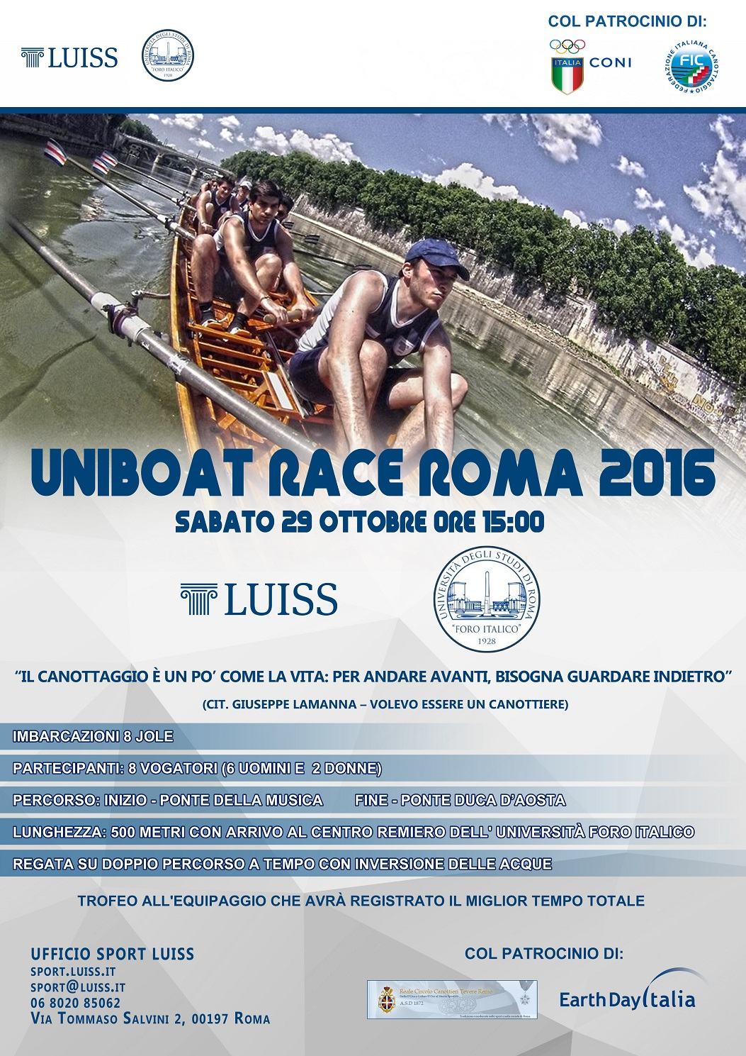 UNIBOAT RACE ULTIMATO
